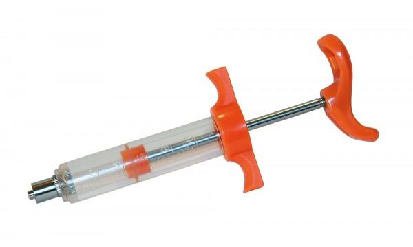 Nylon-Dosierspritze mit Luer-Lock für 10 ml - 30 ml