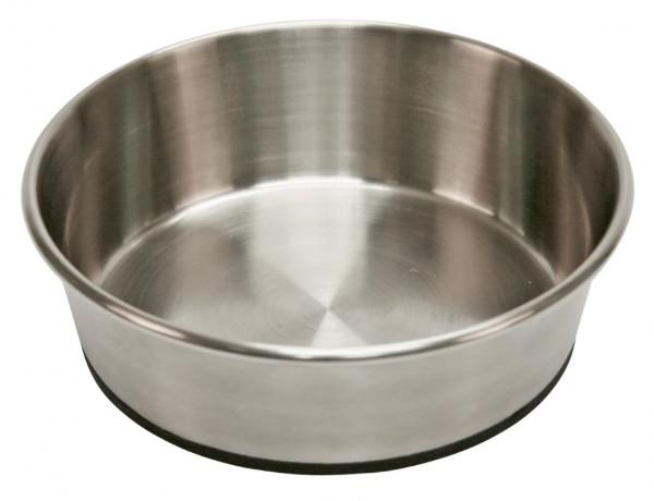 Edelstahlnapf, hygienisch und leicht zu reinigen, in 4 Größen