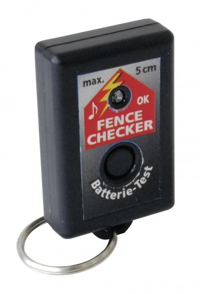 Frence-Checker optischer und akustischer Spannungsprüfer für Weidezaunnetze