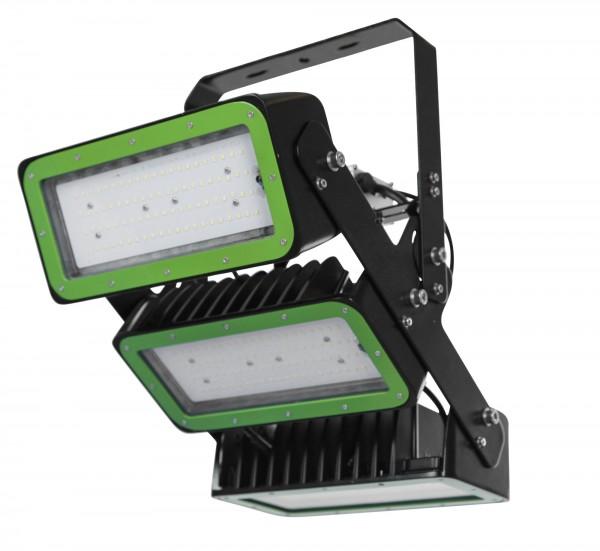 MultiLED pro 150 W mit optimaler Lichtverteilung durch einzeln verstellbare Module