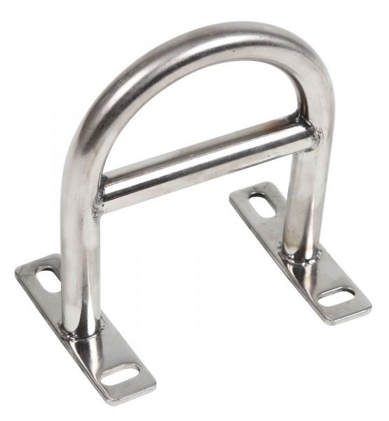 Beißnippeltränken-Schutzbügel für alle Anschlussrohre geeignet, Bügel aus Edelstahl