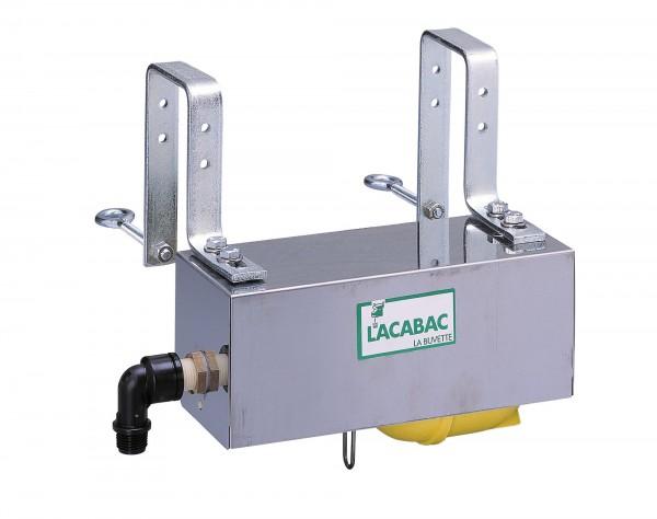 Schwimmerventil LACABAC für Normal- und Niederdruck geeignet