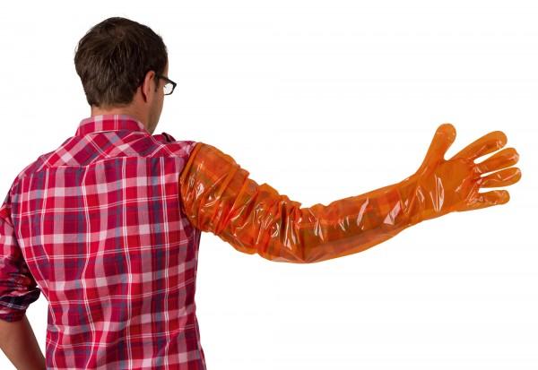 Einmalhandschuh VETbasic, Einheitsgröße, lebensmittelecht