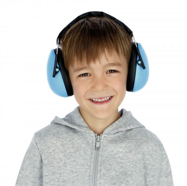 Gehörschutz speziell für Kinder im Alter von 5 - 12 Jahren, besonders leicht