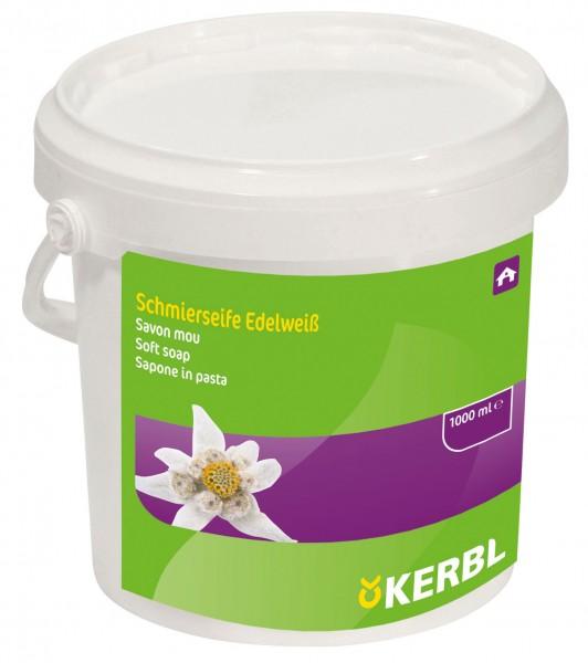 Schmierseife Edelweiß 1000 ml Paste zum Spülen, Waschen und Reinigen