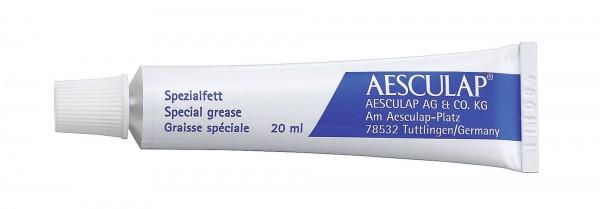 Spezialfett für alle Aesculap Schermaschinen, 20 ml