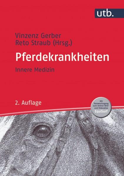 Gerber/ Straub Pferdekrankheiten, Innere Medizin - 2. Auflage, Haupt-Verlag