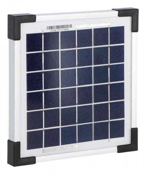 Solarmodul 4 Watt zur Unterstützung der Weidezaunbatterie, kleines Solarpanel