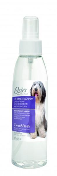 Entwirrungsspray Clean & Fresh beugt Filz- und Knotenbildung vor, sauberer und frischer Duft