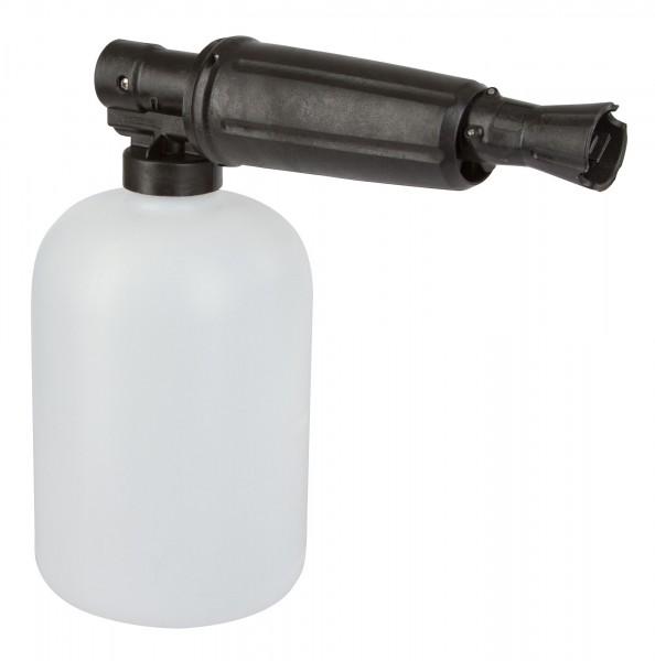 Schaumlanze ST-73, Schauminjektorlanze mit Dosierung und Flasche