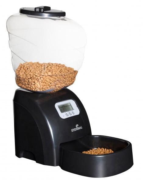 Electronic Pet Feeder Trockenfutter-Automat, Trockenfutter-Automat mit einstellbaren Portiongrößen