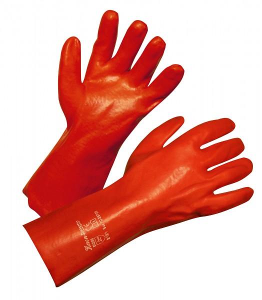 Schutzhandschuh PVC Protecton, flüssigkeitsdicht und frei von DEHP