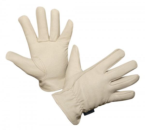 Handschuh aus fein verarbeitetem Ziegenleder, Größe 8 - 11
