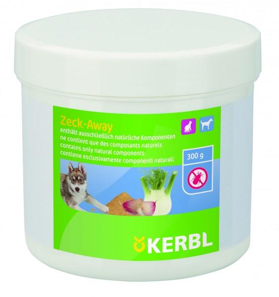 Zeck-Away Ergänzungsfuttermittel für Hunde