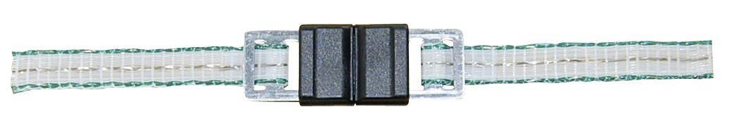 442000//051 Bandverbinder für 12,5 mm Band Litzclip 5 Stück  Edelstahl Verbinder
