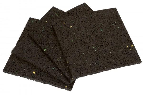 Anti-Rutschmatten im 4er Pack, verhindert ein Verrutschen von Möbeln oder Ladung