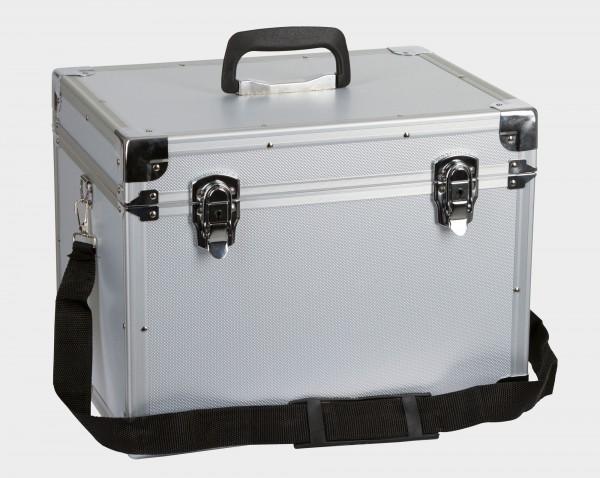 Putzbox AluSafe in leichter Aluminiumbauweise für müheloses Tragen