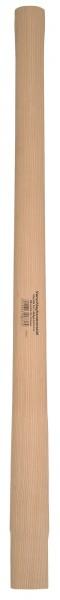 Vorschlaghammerstiel 80 cm lang aus Eschenholz, Durchmesser ca. 40 mm