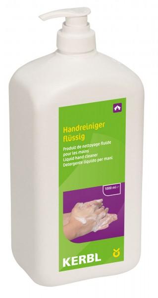 Handreiniger flüssig für starke Verschmutzung, hautpflegend und geruchsbindend