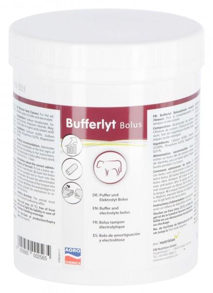 Ergänzungsfuttermittel mit der wirksamen Puffersubstanz Natriumbikarbonat