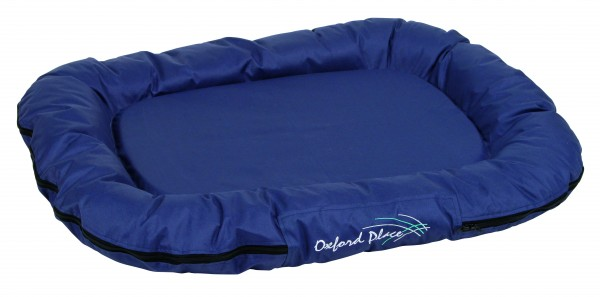 Liegekissen Oxford Place ideal für Drinnen und Draußen, bequem, robust, Wasser- und Schmutz abweisend