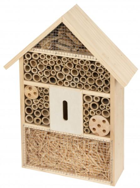 Insektenhotel Als Unterschlupf Fur Insekten Land Warenhaus