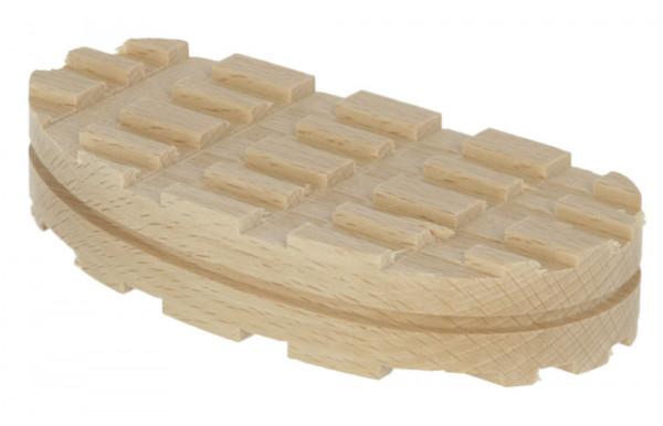 Holzklotz Spezial für Kartuschenkleber mit professionellen Klauenpflegern entwickelt, 112 mm