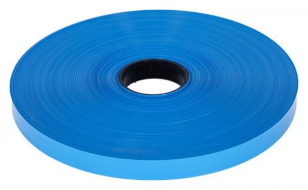 Signalband für WildNet, blaues Flatterband aus Kunststoff, 25 m