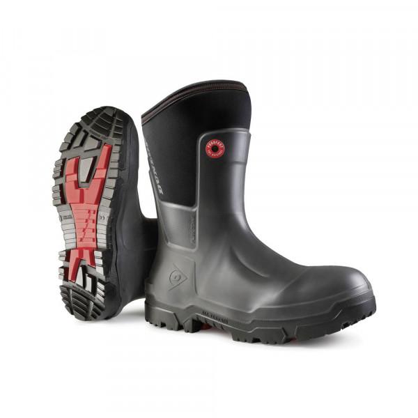 Dunlop® Snugboot Craftsman Full Safety, komfortabler Arbeitsstiefel mit hohem Sicherheitsstandards