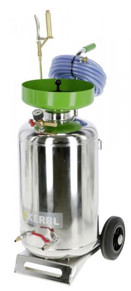 Kalk-/Allroundspritze Inox - Die neue Allroundspritze nach dem bewährten Prinzip