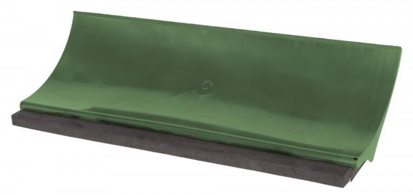Kot- und Gülleschieber mit Lippe aus Moosgummi, ideal für Flüssigkeiten