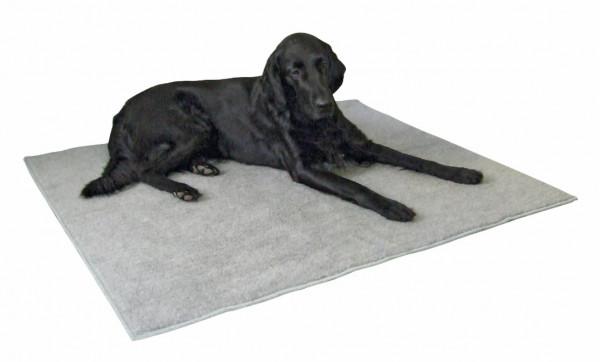 Anti-Rutsch Thermoteppich, flauschige, isolierende Decke für Hunde und Katzen