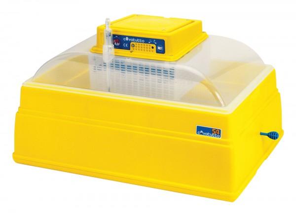 Brutautomat Big, für 15-140 Eier je nach Geflügelrasse, Brutgerät aus isolierendem Material