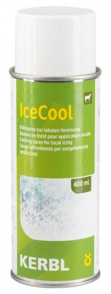 Kühlspray IceCool, 400 ml, zur Vorbereitung der Enthornung, Kälte-Schock-Behandlung