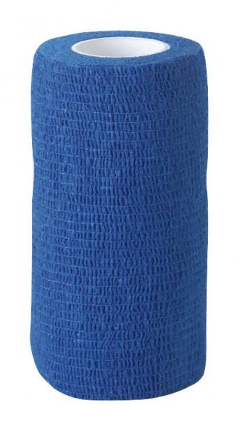 Klauenbandage VETlastic, Klettverband selbsthaftend in 2 Breiten, Farbe blau