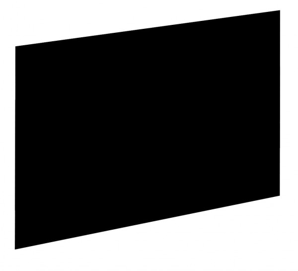 Stalltafel blanco zum Beschriften mit Kreide oder Kreidestiften