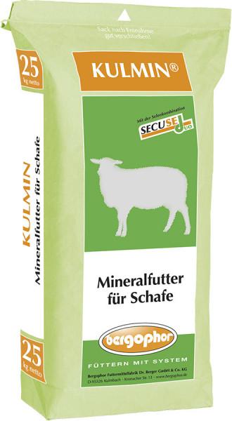 KULMIN Spezial-Mineralfutter zur Ergänzung von Futtermitteln, 25 kg Sack