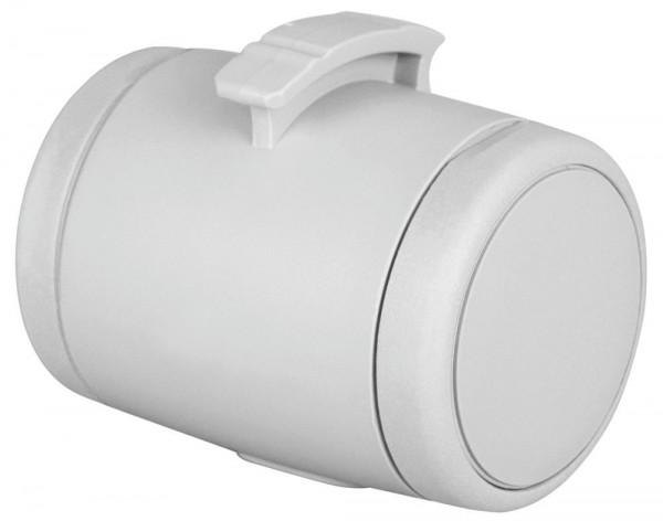flexi Multi Box für Leckerlis oder Kotbeutel, grau