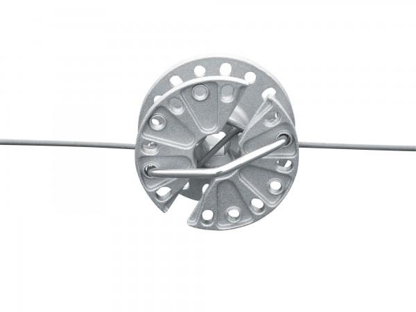 Drahtspanner drehbar für Draht, Seil und Litze