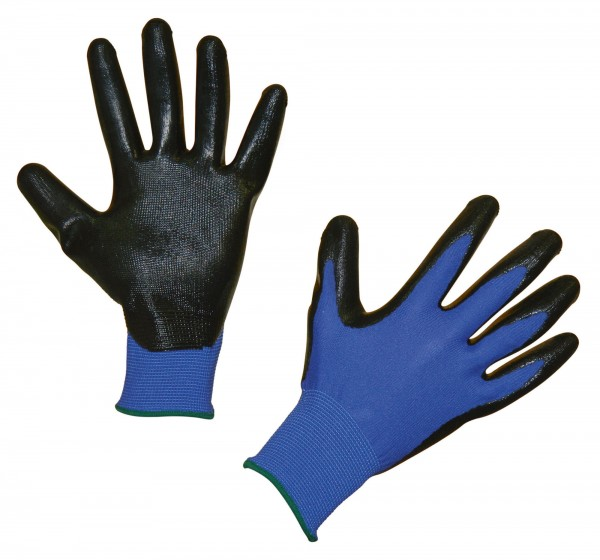 Feinmechaniker-Handschuh Nytec, nahtloser Feinstrickhandschuh aus Nylon (13 Gauge)