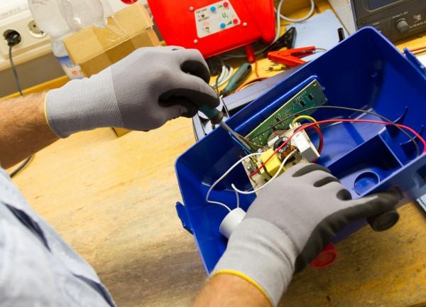Einsatzbereiche: ideal für Arbeiten mit hohen Anforderungen an das Tastgefühl