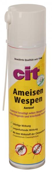 Cit Ameisen - Wespen* Aerosolspray zur Vernichtung von Insekten-Nestern