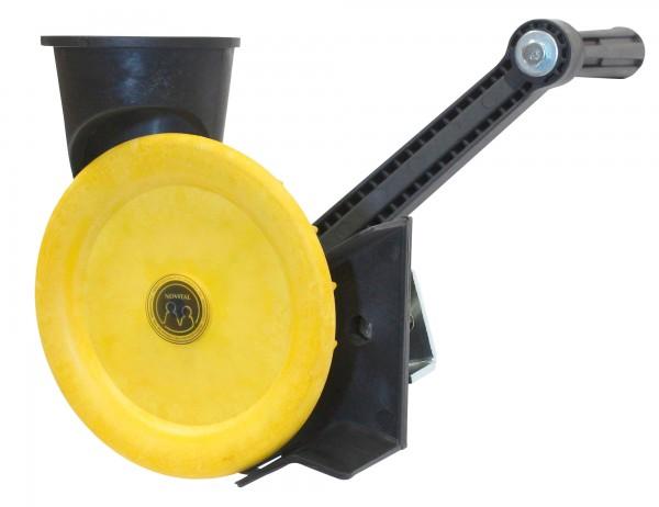 Maiskolben-Entkorngerät mechanischer Maisrebbler mit Handkurbel
