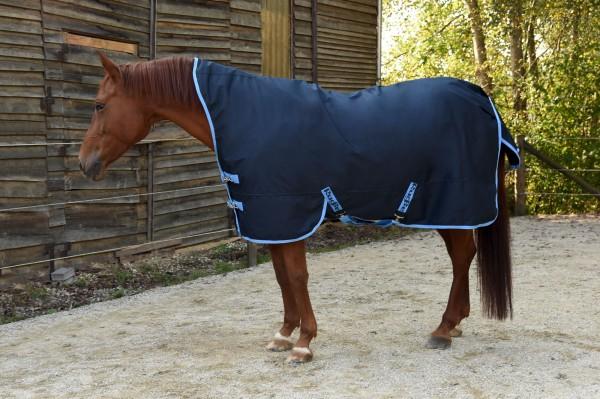 Pferdedecke mit optimaler Passform und ausreichend Bewegungsfreiheit