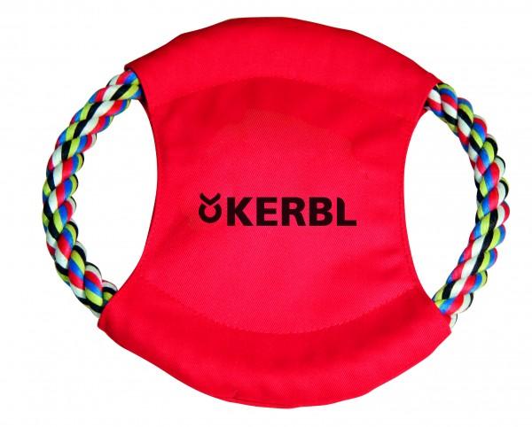 3 Frisbees aus Baumwolle und Nylon, mit Geräusch, ideales Hundespielzeug