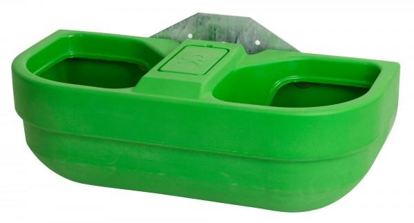 Doppel-Schwimmertränkebecken S60 für bis zu 40 große Rinder, 58 Liter Volumen