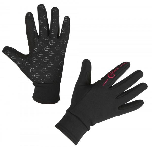 Besonders weicher und angenehm zu tragender Handschuh für den Ausritt im Winter