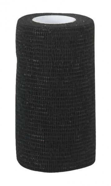 Klauenbandage VETlastic, Klettverband selbsthaftend in 2 Breiten, Farbe schwarz