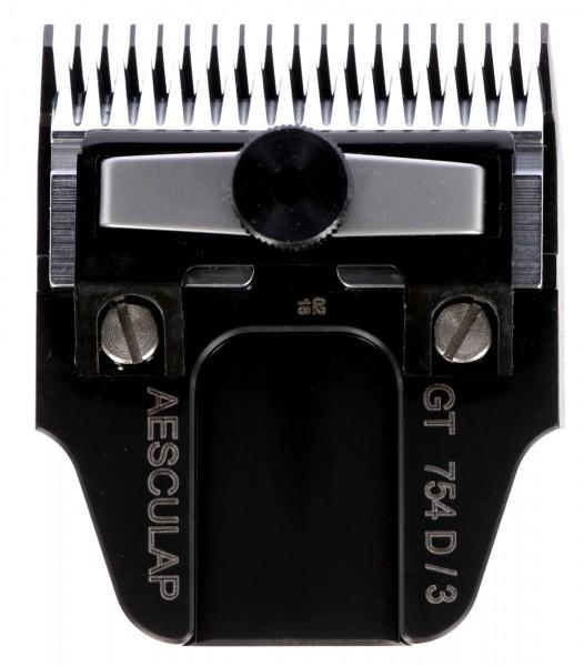 Aesculap Scherkopf mit hochwertiger Beschichtung, 3 mm Schnittlänge