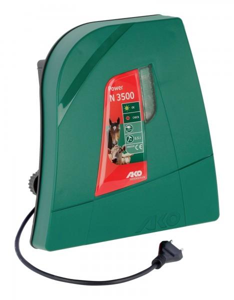 Power N 3500 schlagstarkes universelles 230 Volt Netzgerät, Gerät für Elektrozaunanlagen